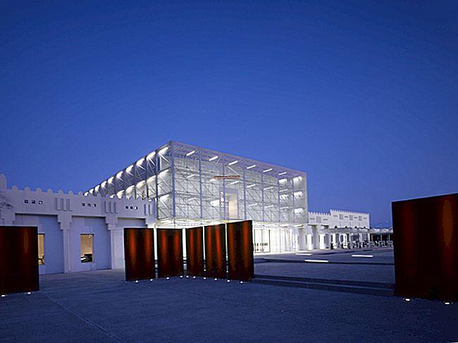 Mathaf: Arabiska museet för modern konst