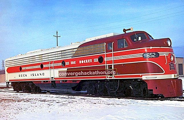Compagnie de chemin de fer de Chicago, Rock Island et Pacific