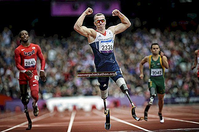 De paralympiska spelen: Ett forum för funktionshindrade idrottare