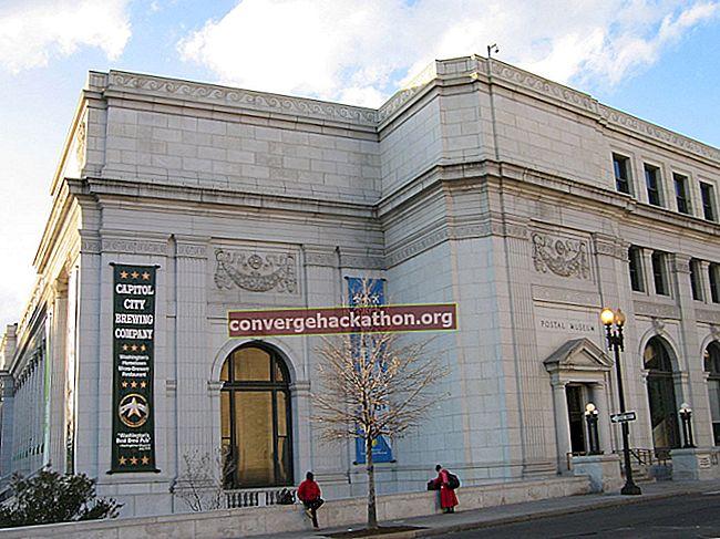 Национален пощенски музей
