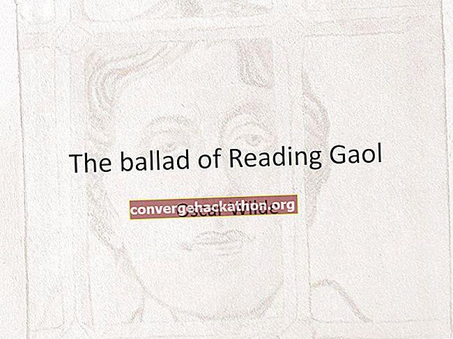 Balladen om Reading Gaol