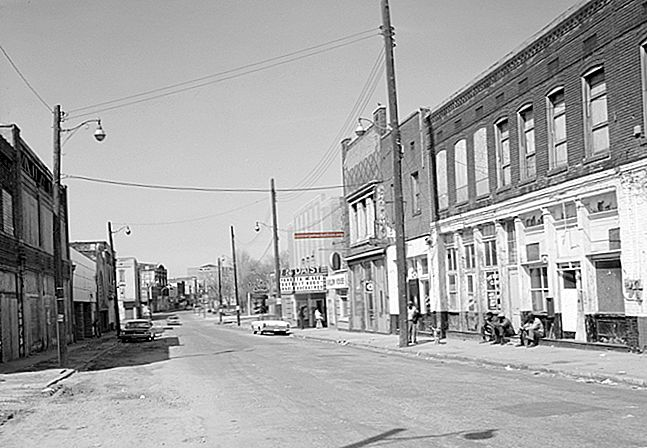 Gambaran umum Memphis 1960-an