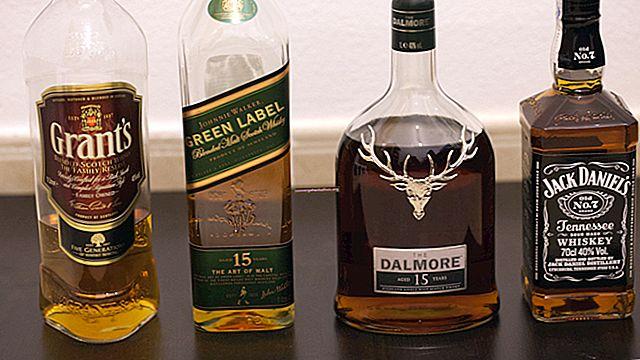 Blandad whisky
