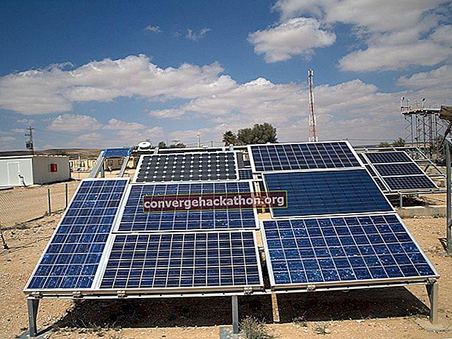 Слънчевата енергия