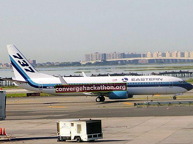 Eastern Air Lines, Inc.