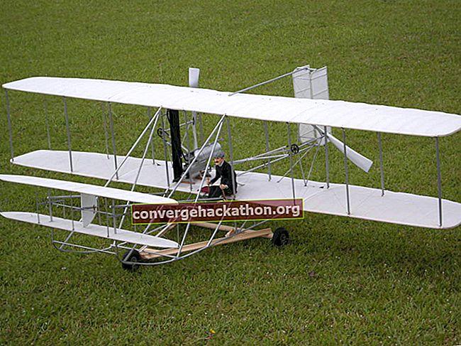 Wright-flygblad 1905