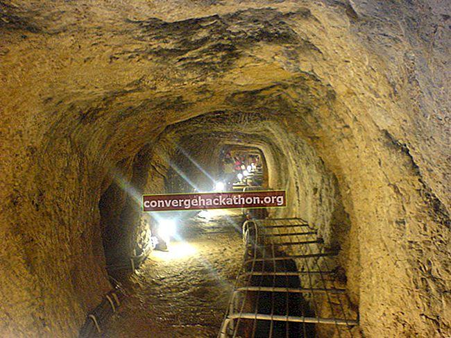 Samos tunnel