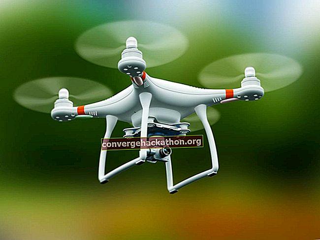 Droner: Nya gränser i obemannade flygfordon