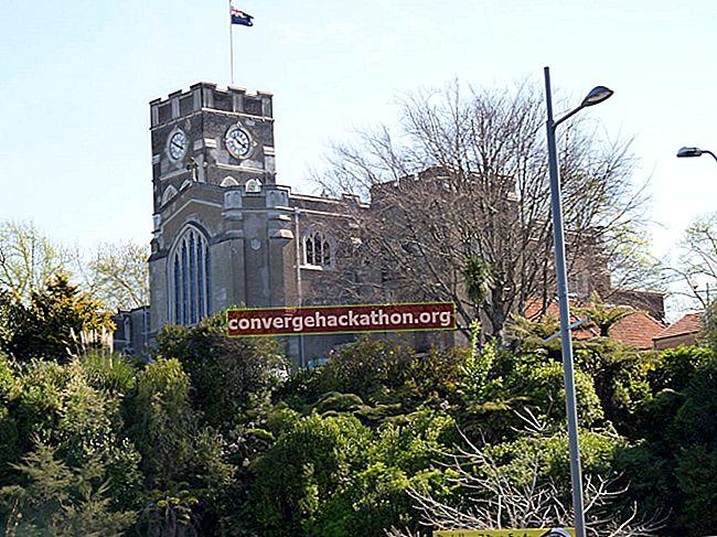 Anglikansk kyrka i Aotearoa, Nya Zeeland och Polynesien