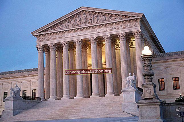 Välj beslut från USA: s högsta domstol
