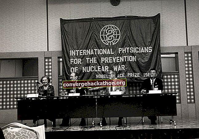 Internationella läkare för förebyggande av kärnkrig