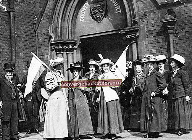 Kvinnorättens historia