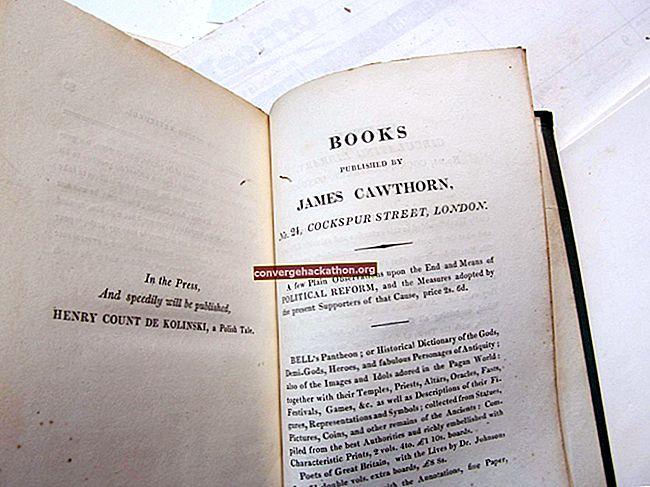 Engelska Bards och Scotch Reviewers