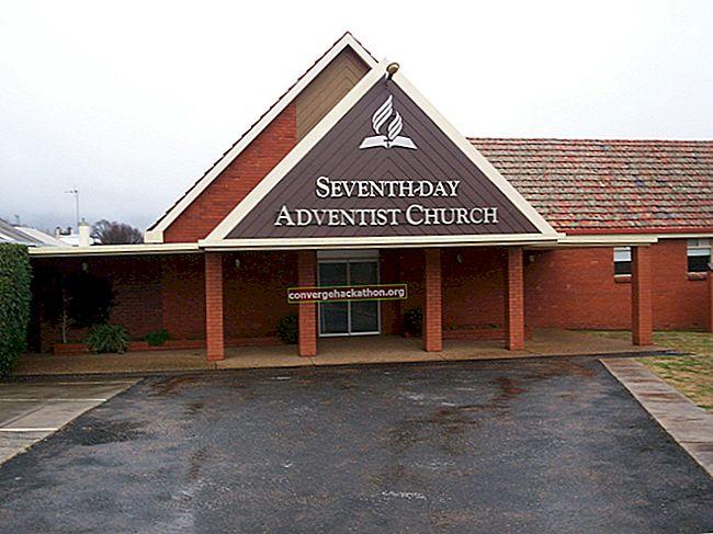 Sjunde dags adventisten