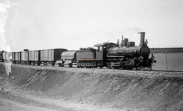 Bagdad järnväg