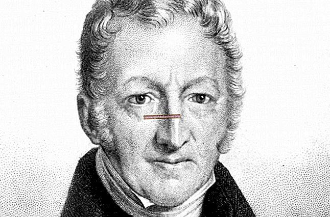 Thomas Malthus om befolkningen