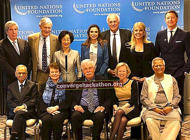 FN: s stiftelse