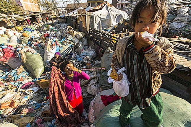 Fattigdom i Sydasien