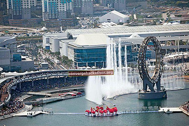 Yeosu Expo: Екологичната феерия в Южна Корея