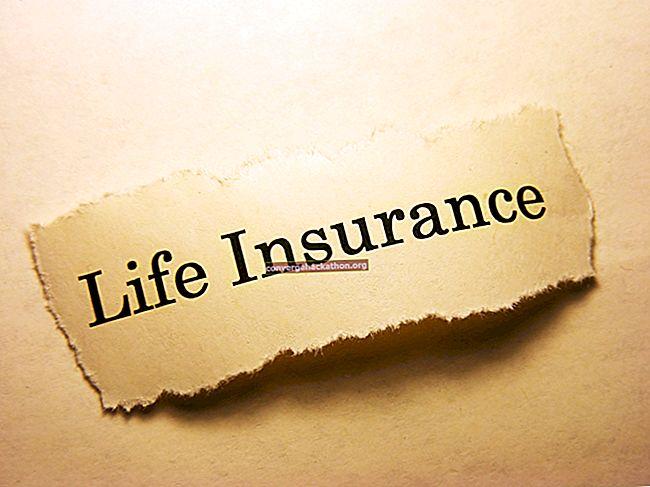 Livsförsäkring