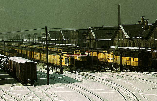 Chicago e North Western Transportation Company