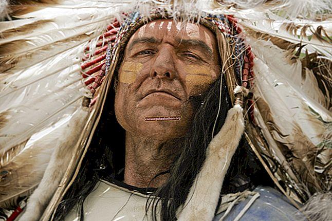 Mellanamerikansk indier