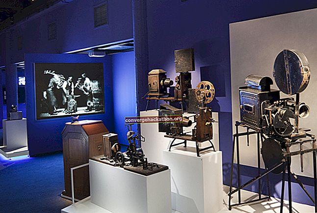 Американски музей на движещото се изображение